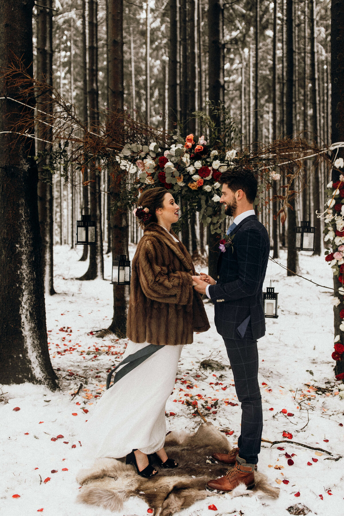 Styled Shoot - Winter Wonderland - Duitsland - 2019 3055