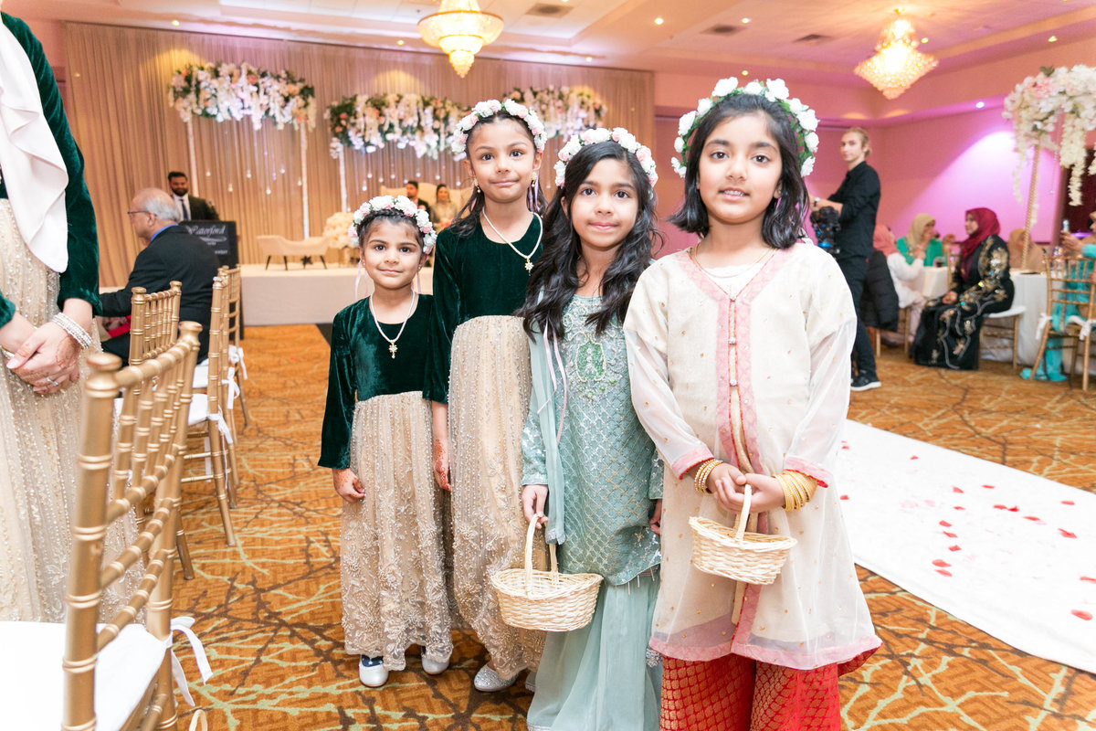 Shireen and Shabaz Reception Event -70