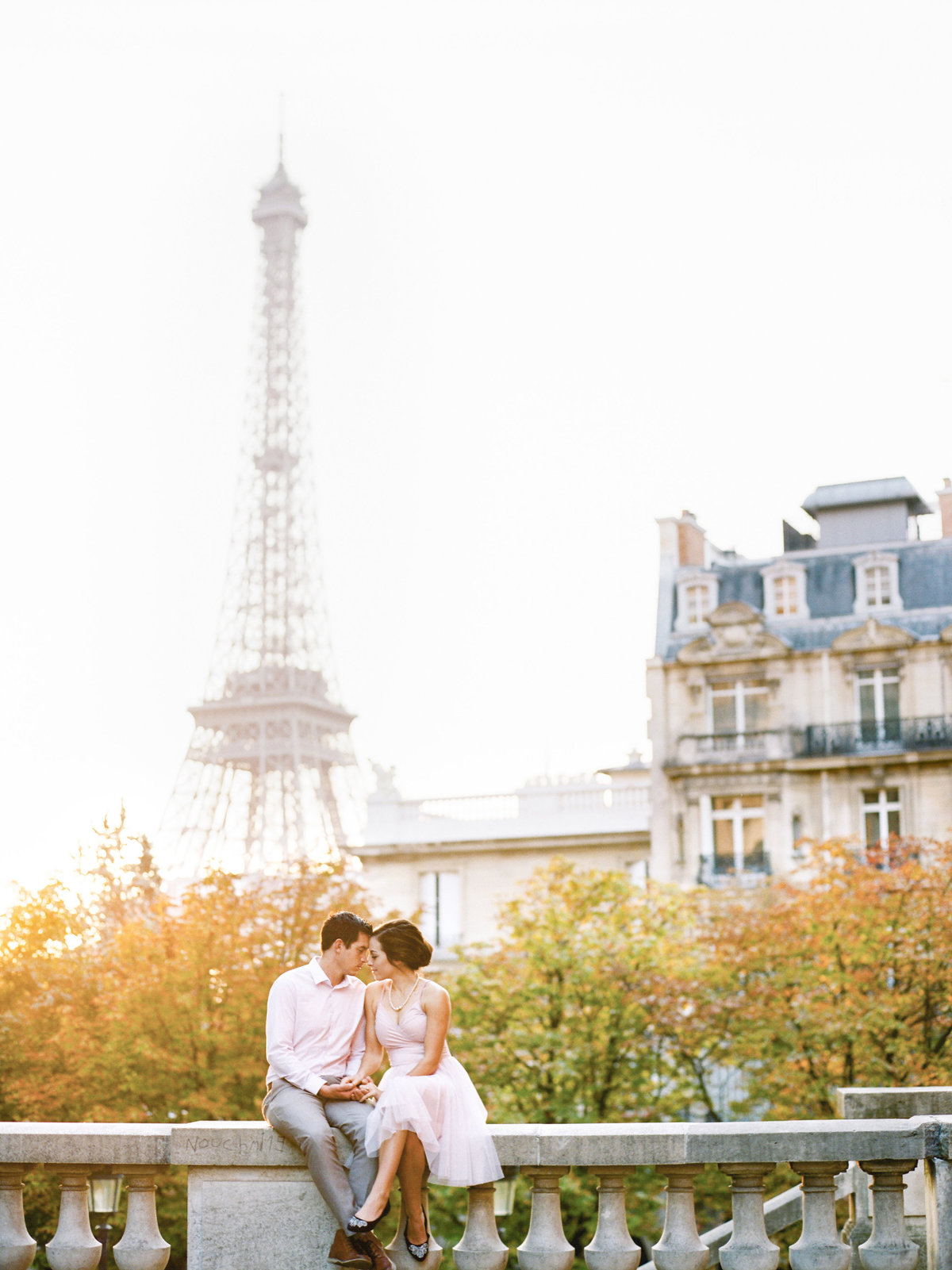 Andrew Kristen Paris honeymoon portraits-Finals-0001