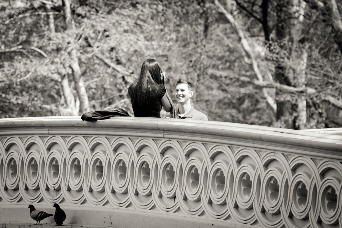 Central Park Proposal | Destination Photographer 1