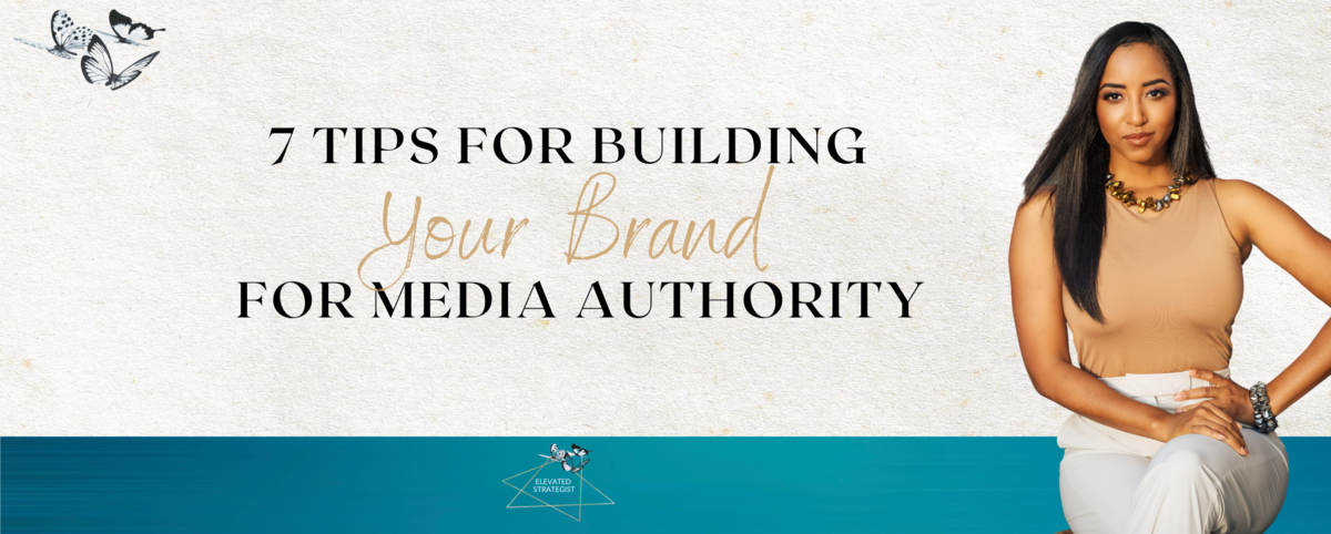 building your brand media authority
