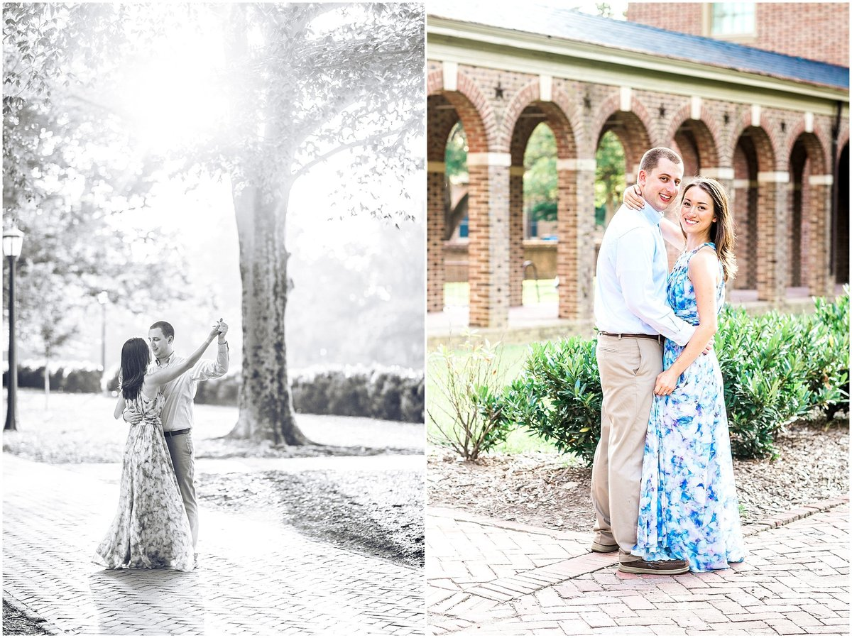 William and Mary Engagement