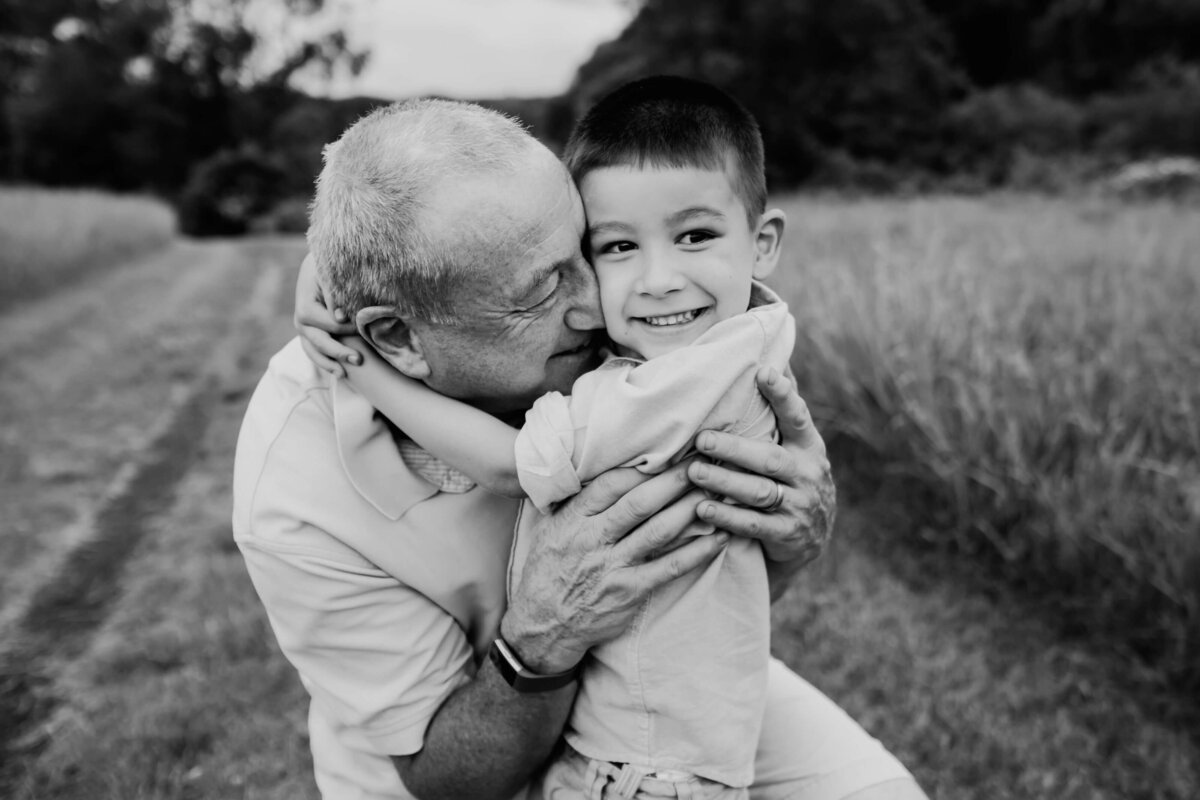 Boston  Family Lifestyle Photography dad and son-1