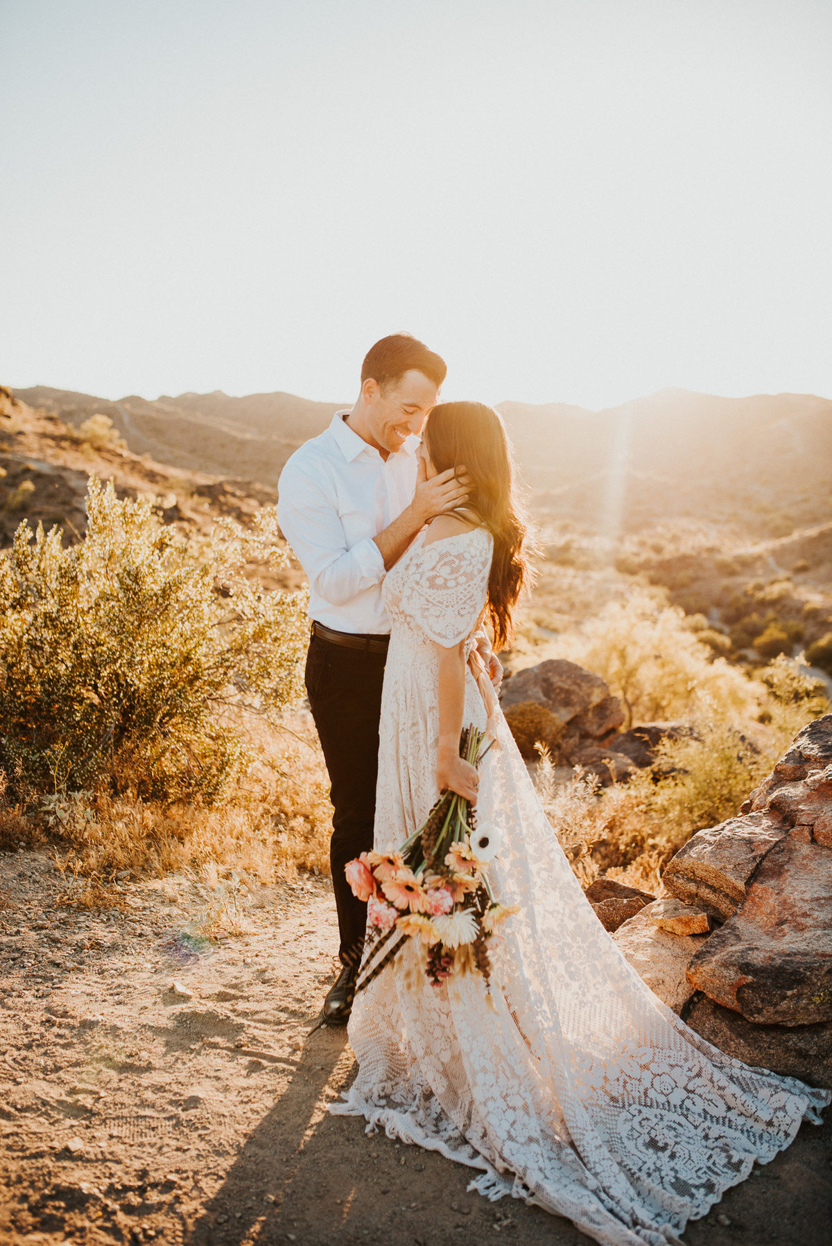 Arizona Elopement Parker Micheaels Photography-5