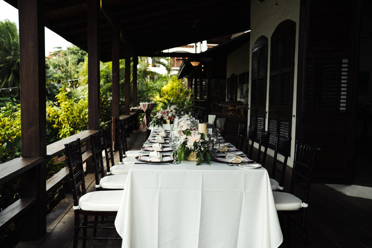 Cap Maison St Lucia Destination Wedding - 099