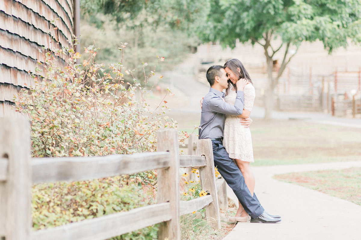 California Country Farm Wedding Portrait Photography