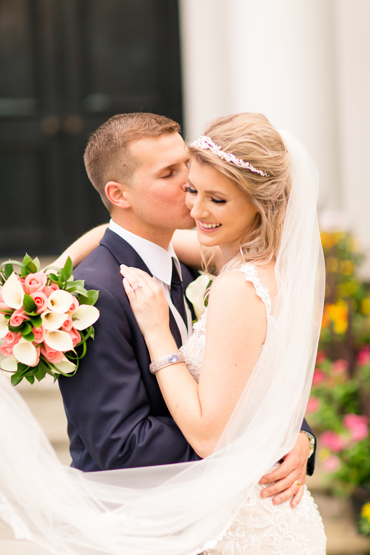 Virginia Wedding photography by Marie Hamilton Photography