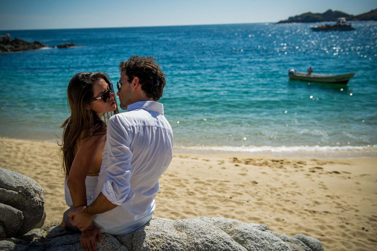 Huatulco Wedding Photo by Dan Dalstra