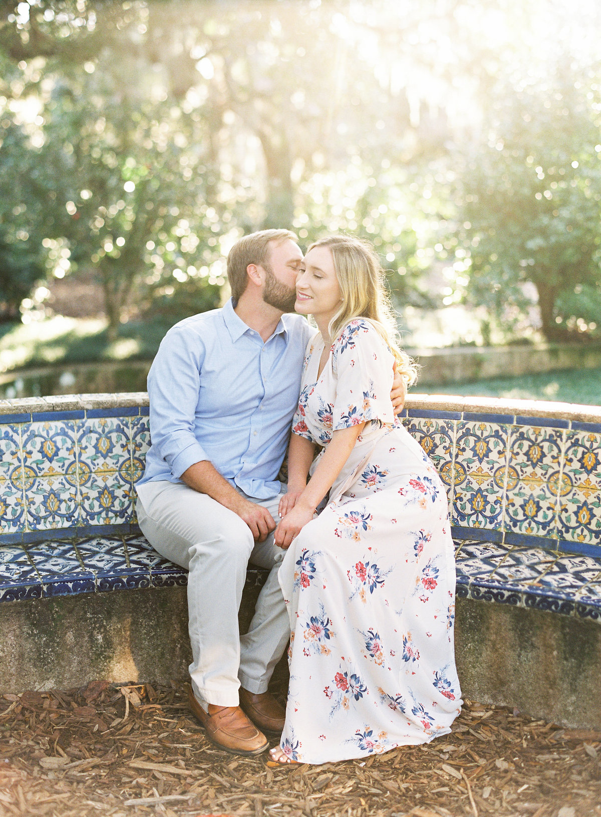 Bok_Tower_Garden_Film_Fine_Art_Engagement_Session-23