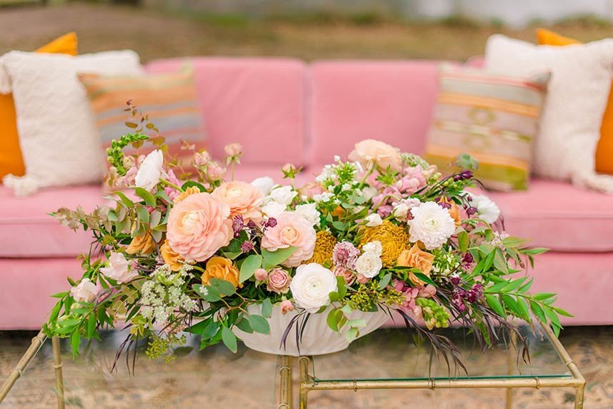 Planning and Floral Design by Touch of Whimsy