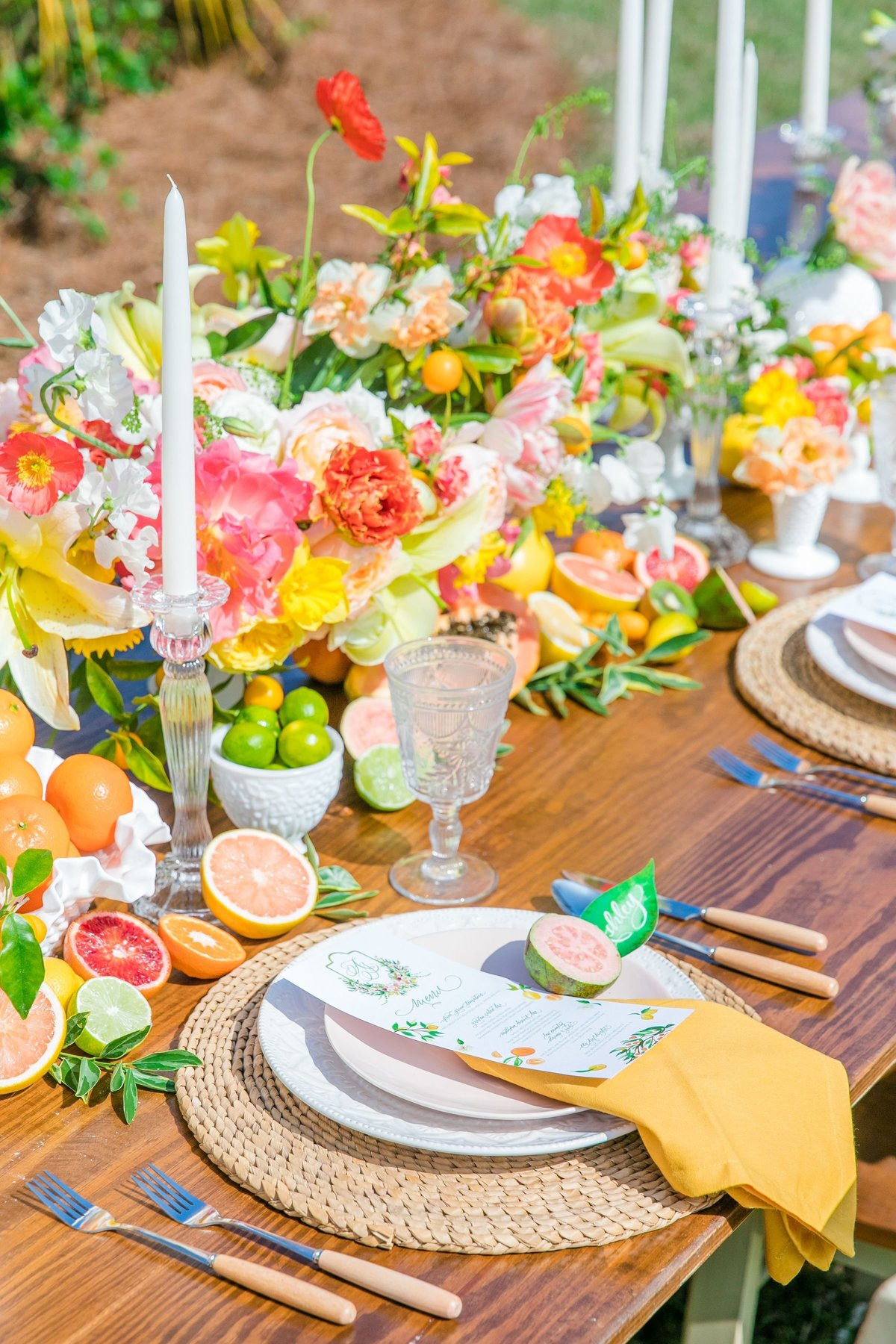 Tybee Island Wedding Planner Tara Skinner Occasions Magazine Citrus Editorial (46)