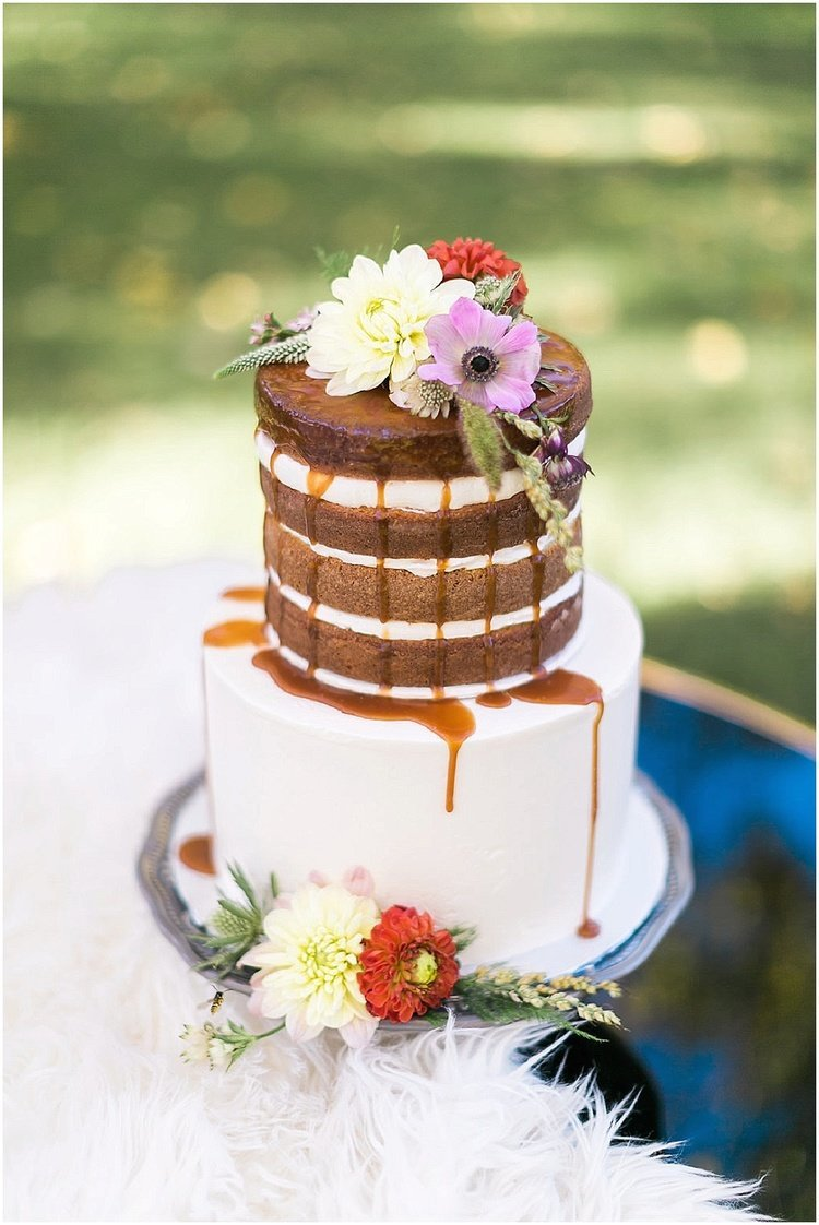 Whippt cake feature in Joy Wed - Aztec Inspired
