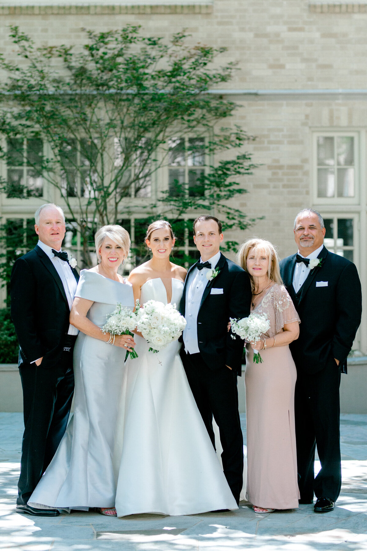 Wedding at the Crescent Court Hotel and Highland Park United Methodist Church in Dallas | Sami Kathryn Photography | DFW Wedding Photographer-96