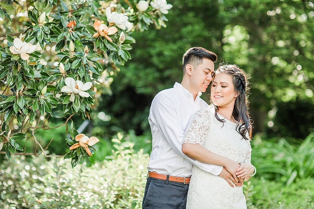 An Elegant Spring Engagement Session at the Dallas Arboretum and Botanical Gardens  by Allison Jeffers Wedding Photography_0051
