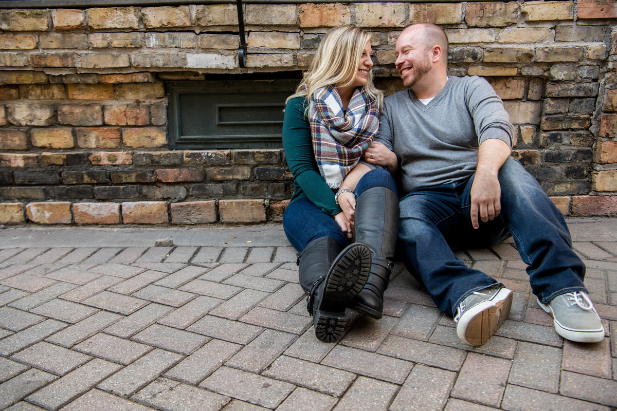 Shannon & Brian - Minnesota Engagement Photography - Loring Park - RKH Images  (31 of 142)