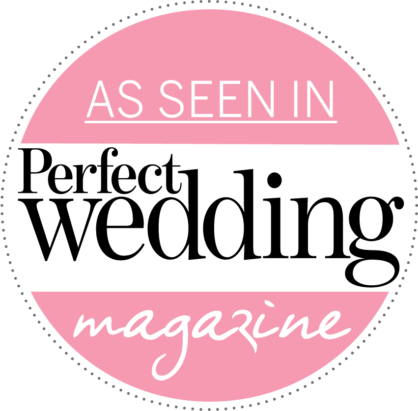 Perfect-wedding-badge