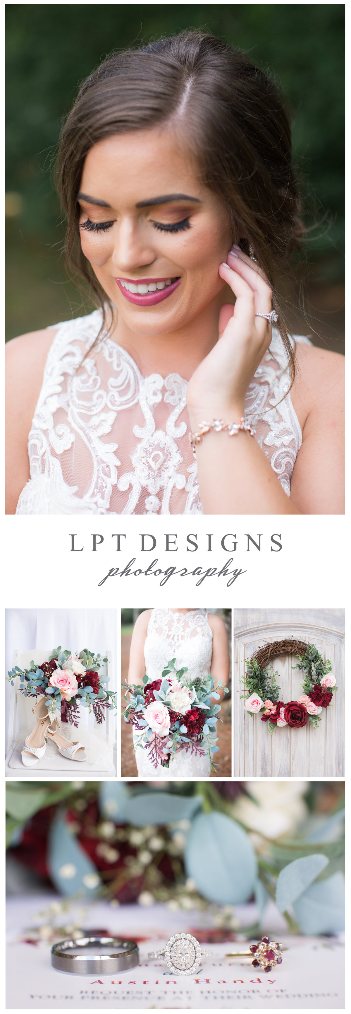 LPT Designs Photography Lydia Thrift Gadsden Alabama Fine Art Wedding Photographer HA 1