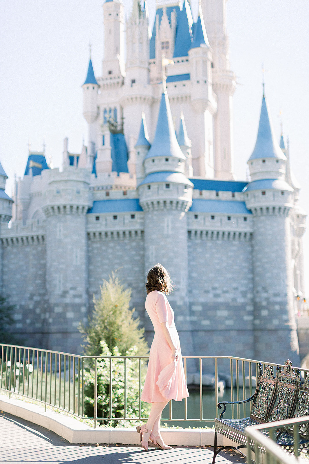 Brightly & Co. Walt Disney World Branding Session Magic Kingdom Photographer Casie Marie Photography-62