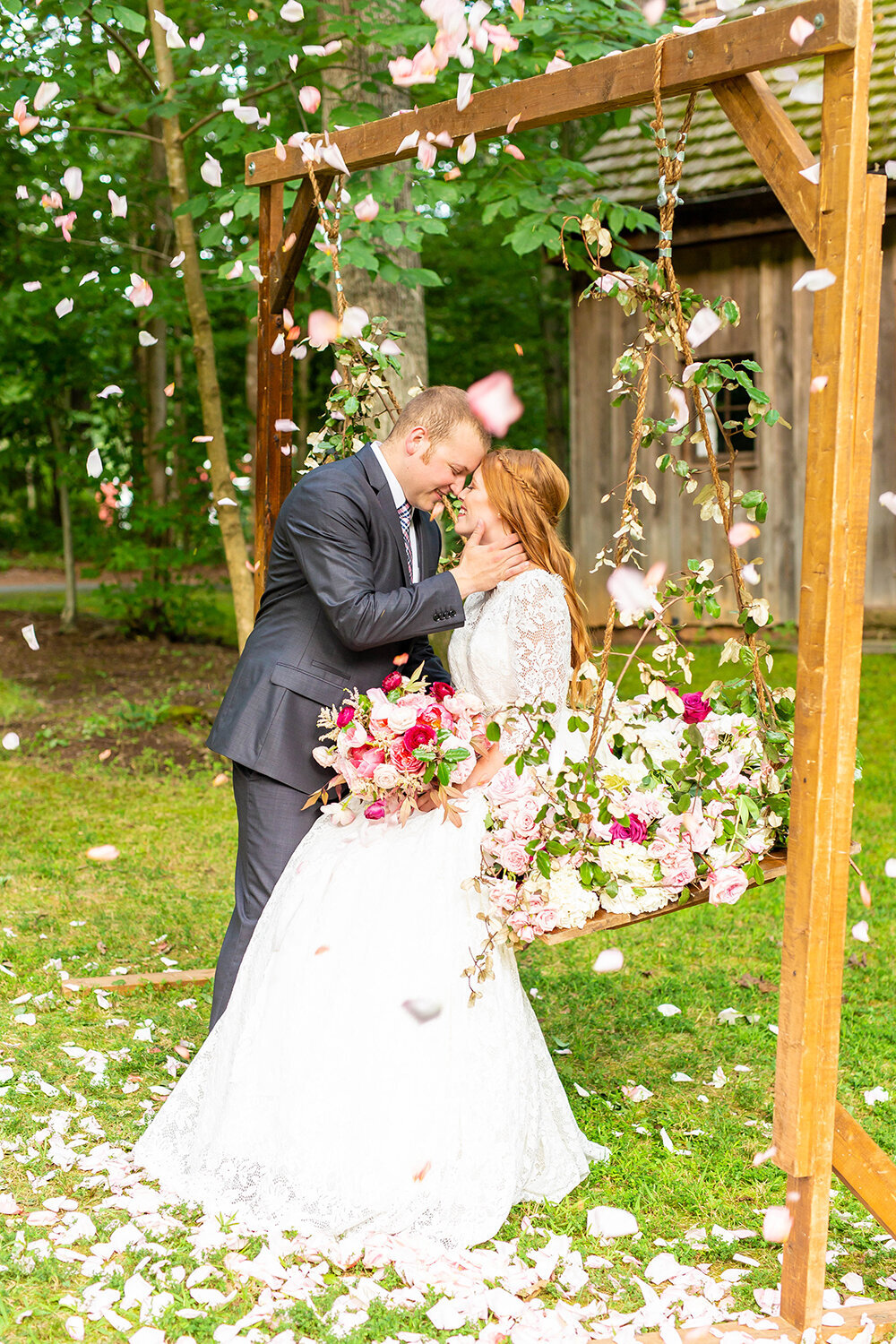 hope taylor workshop vellum floral wedding invitation vintage stamps 1