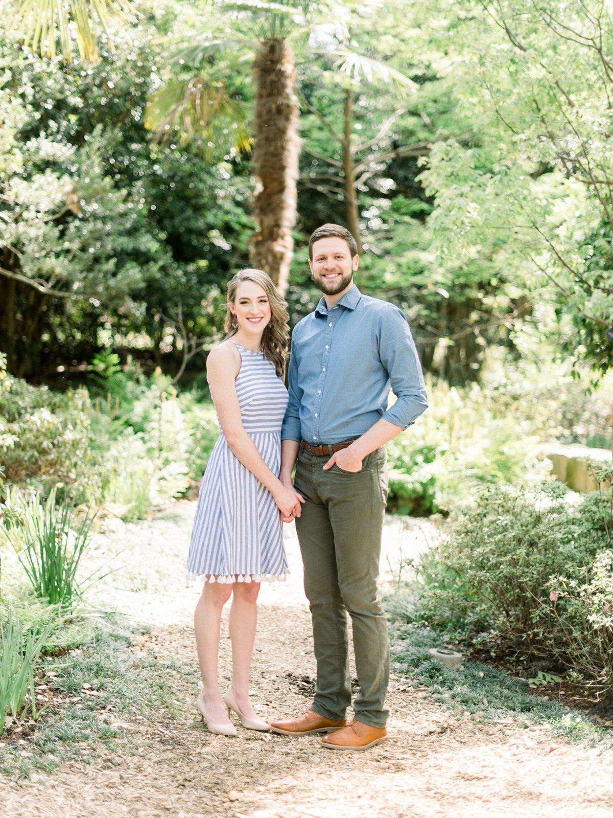 Courtney Hanson Photography - Dallas Spring Engagement Photos at Dallas Arboretum-2564