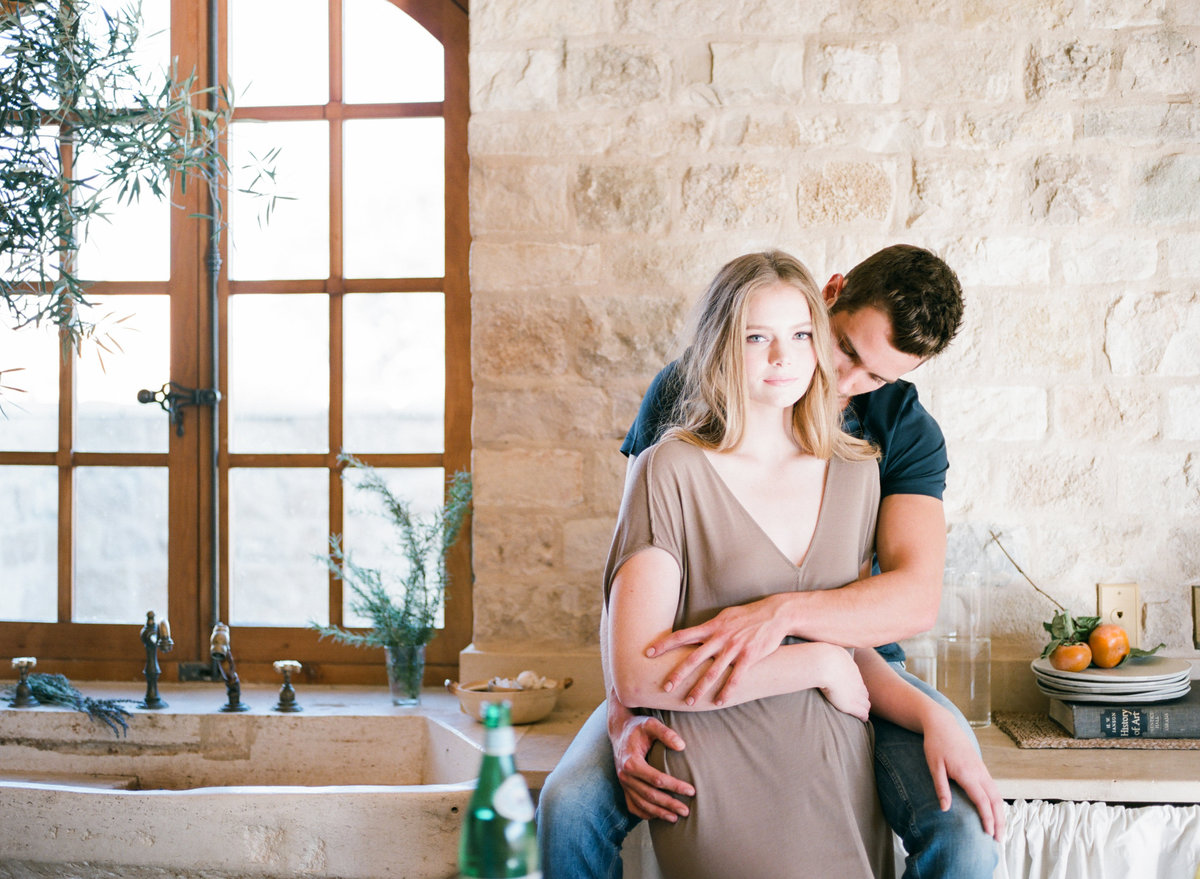 Santa Ynez Lifestyle Engagement Photos