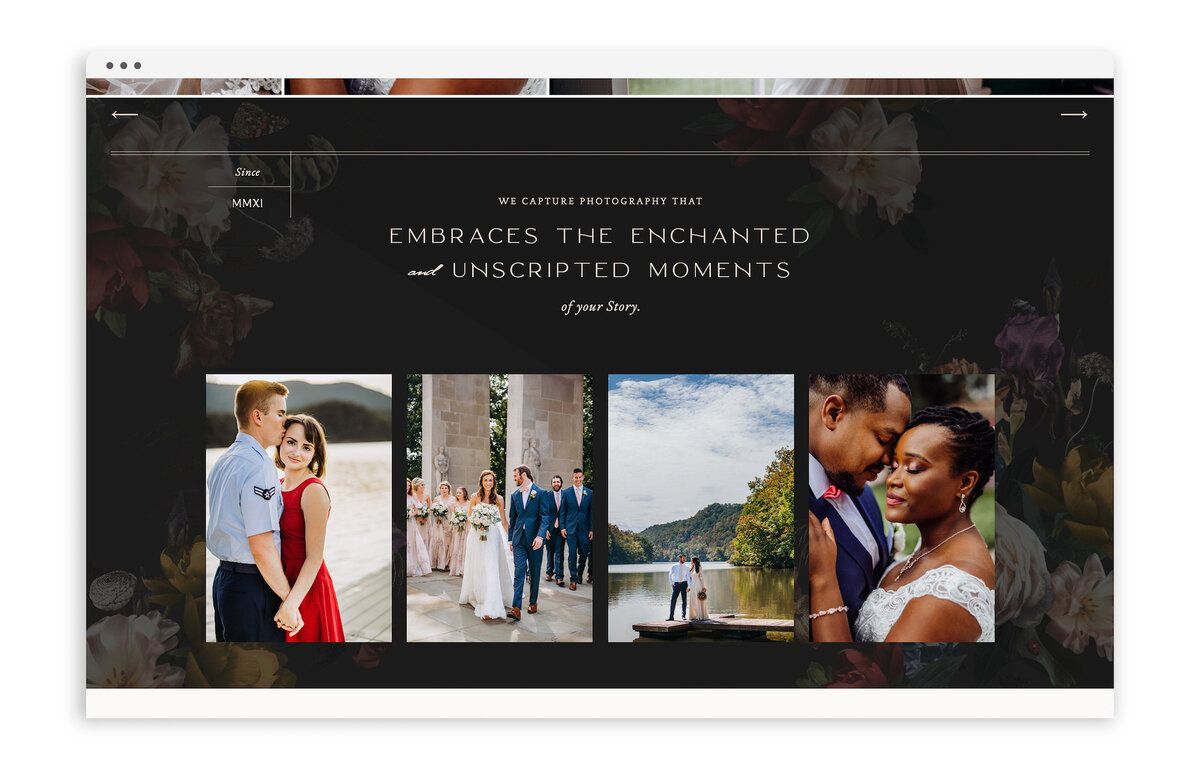 Kristie Lea Photography - Custom Brand and Showit Website Design by With Grace and Gold - Showit Designer, Designers, Theme, Themes, Template, Templates - 5