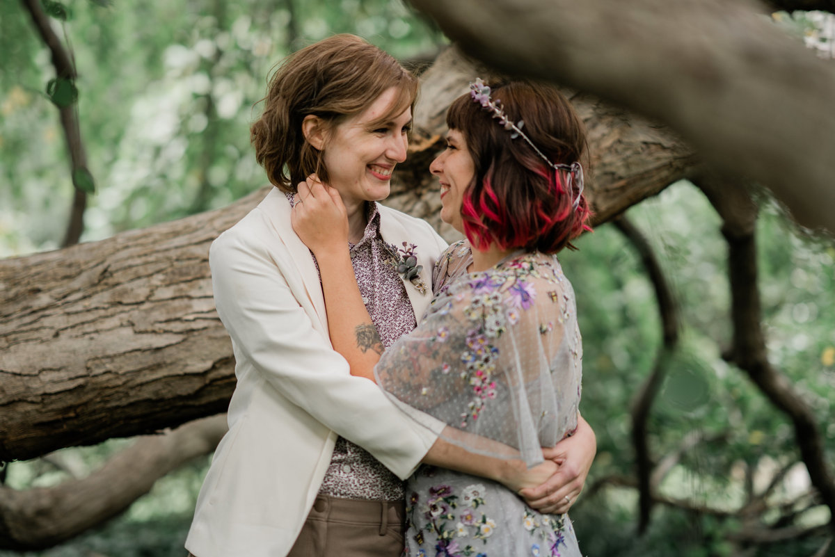 Claire and Rachel Pre Elopement LGBTQ friendly Cincinnati Wedding Photographers-9
