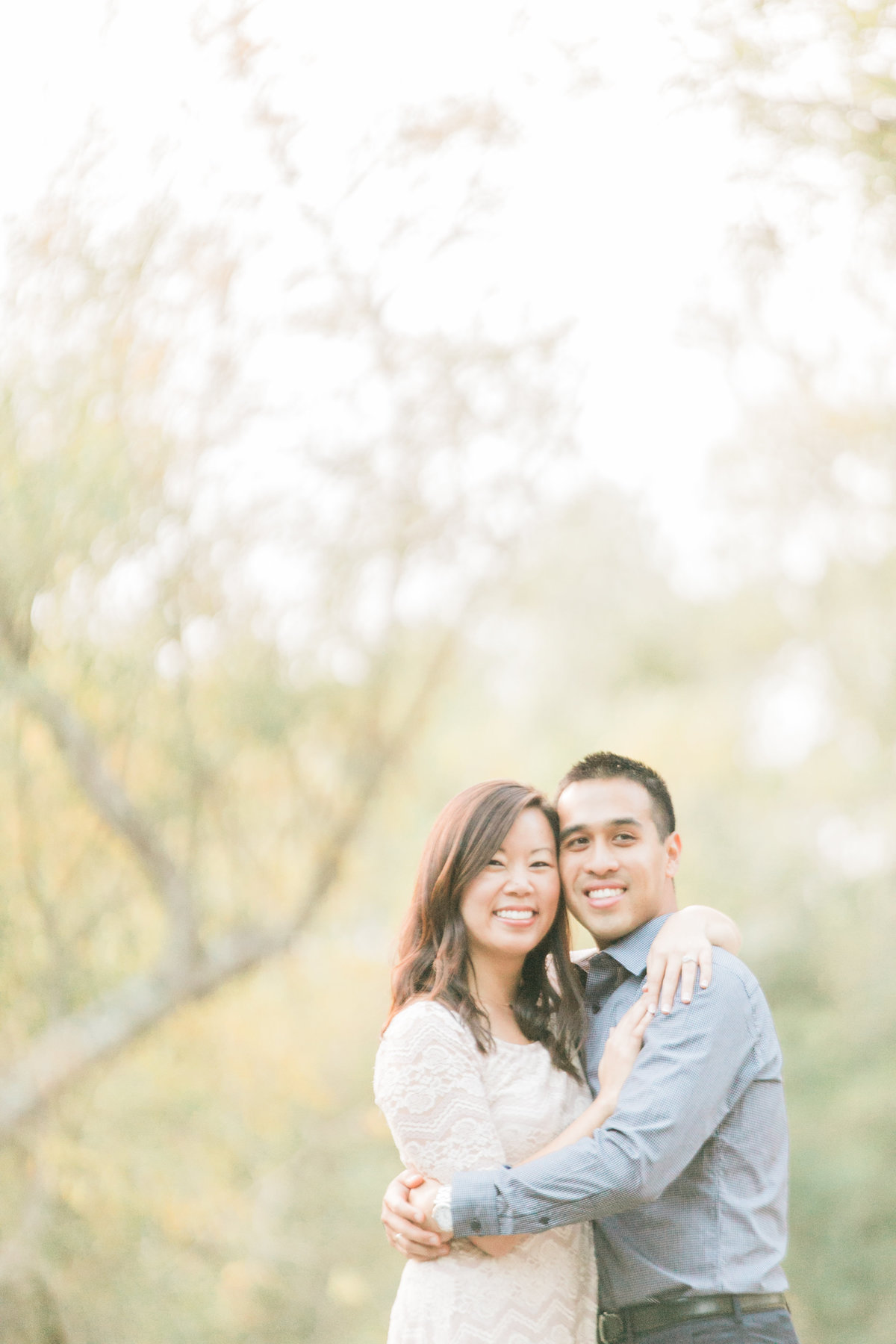 California Nature Inspired Engagement Session