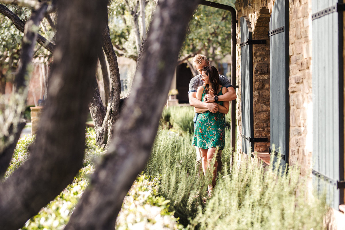 Laguna Beach Engagement Session - 011
