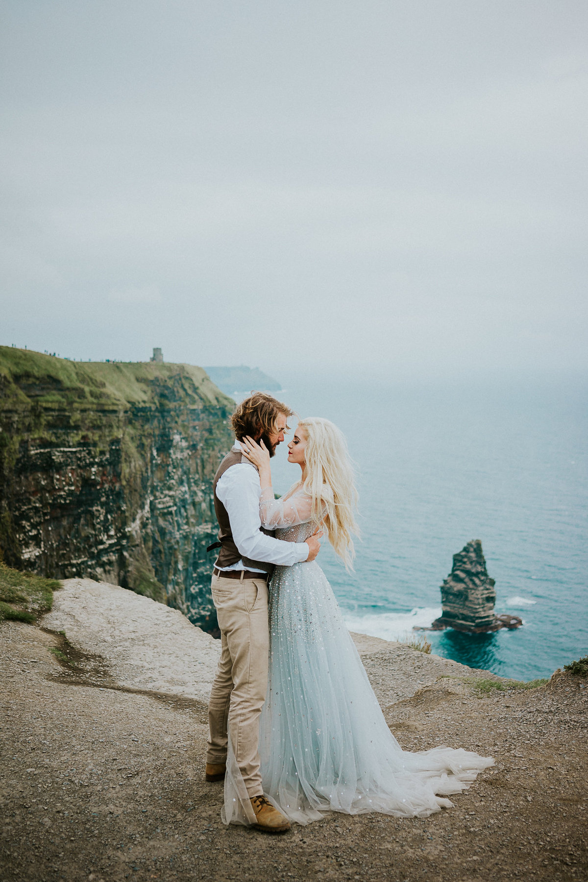 Cliffs of Moher Fairytale Ireland Elopement web-13