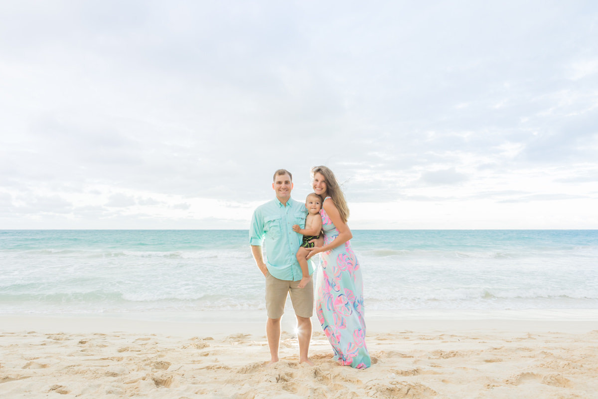 Oahu Couples Portraits-5