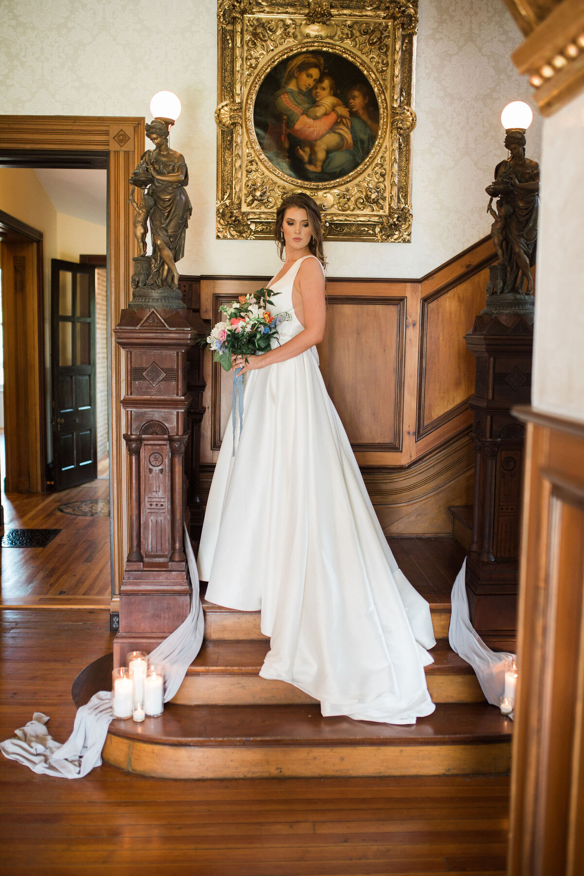 Lynwood Estate - Luxury Kentucky Wedding Venue - Styled Shoot 00001
