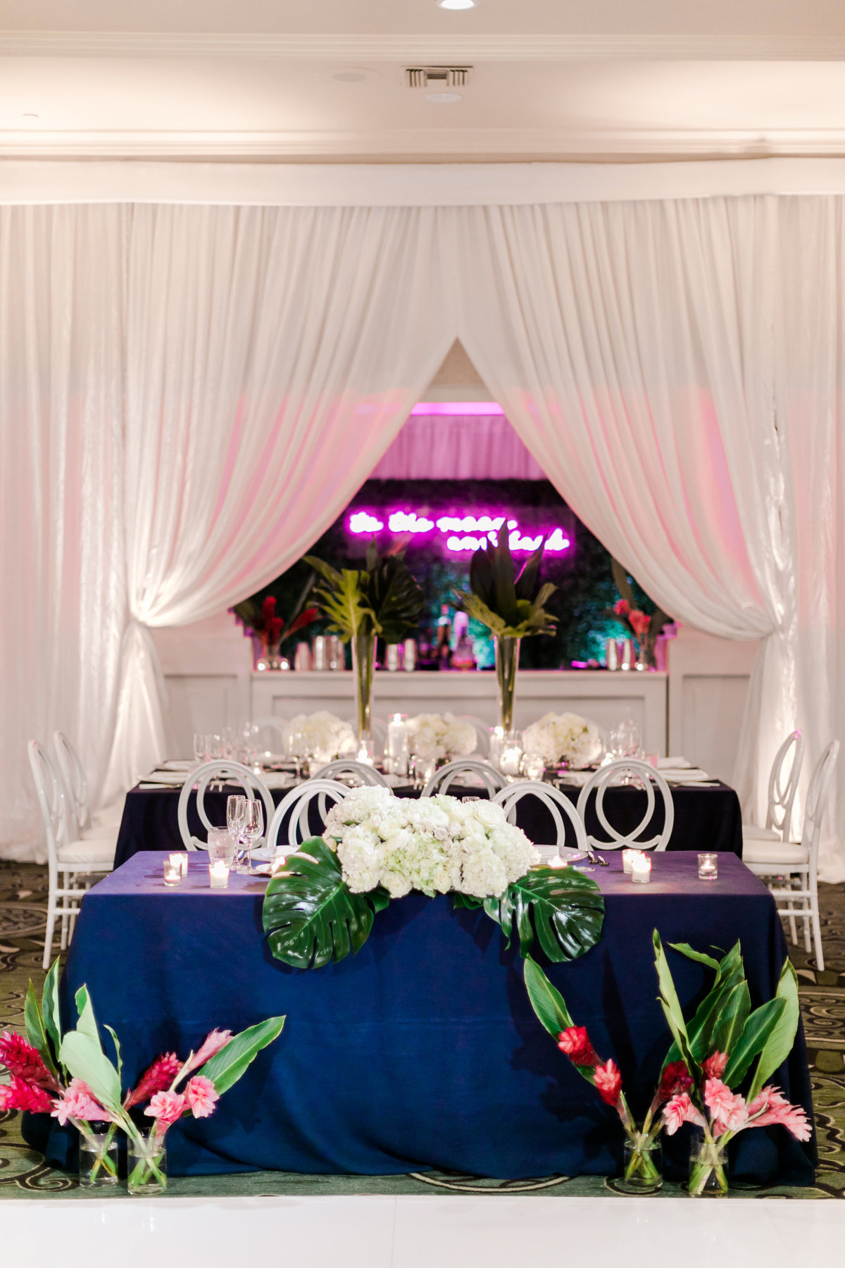 Tropical_Modern_Fairmont_Santa_Monica_Navy_Pink_Wedding_Valorie_Darling_Photography - 118 of 146