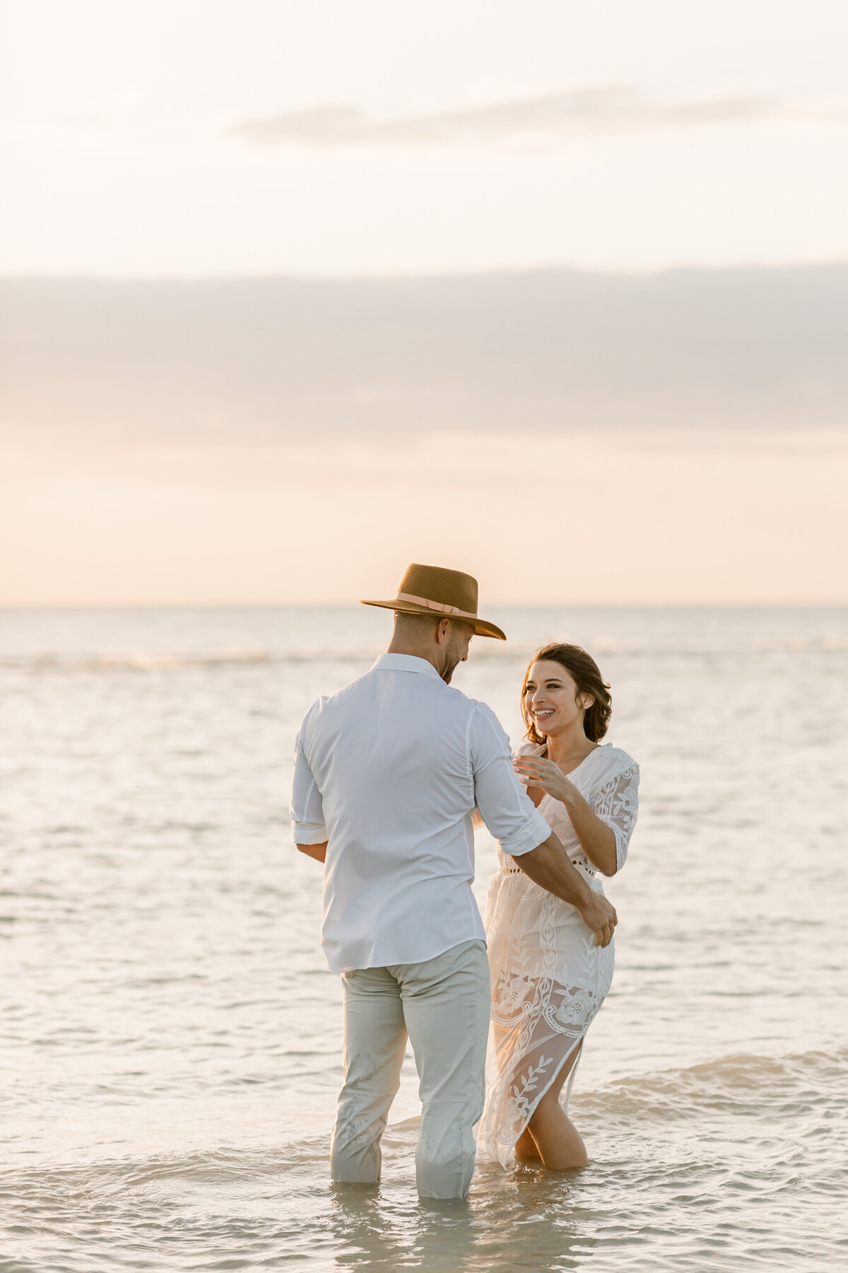 Beach Elopement in Saint Petersburg, Florida 39
