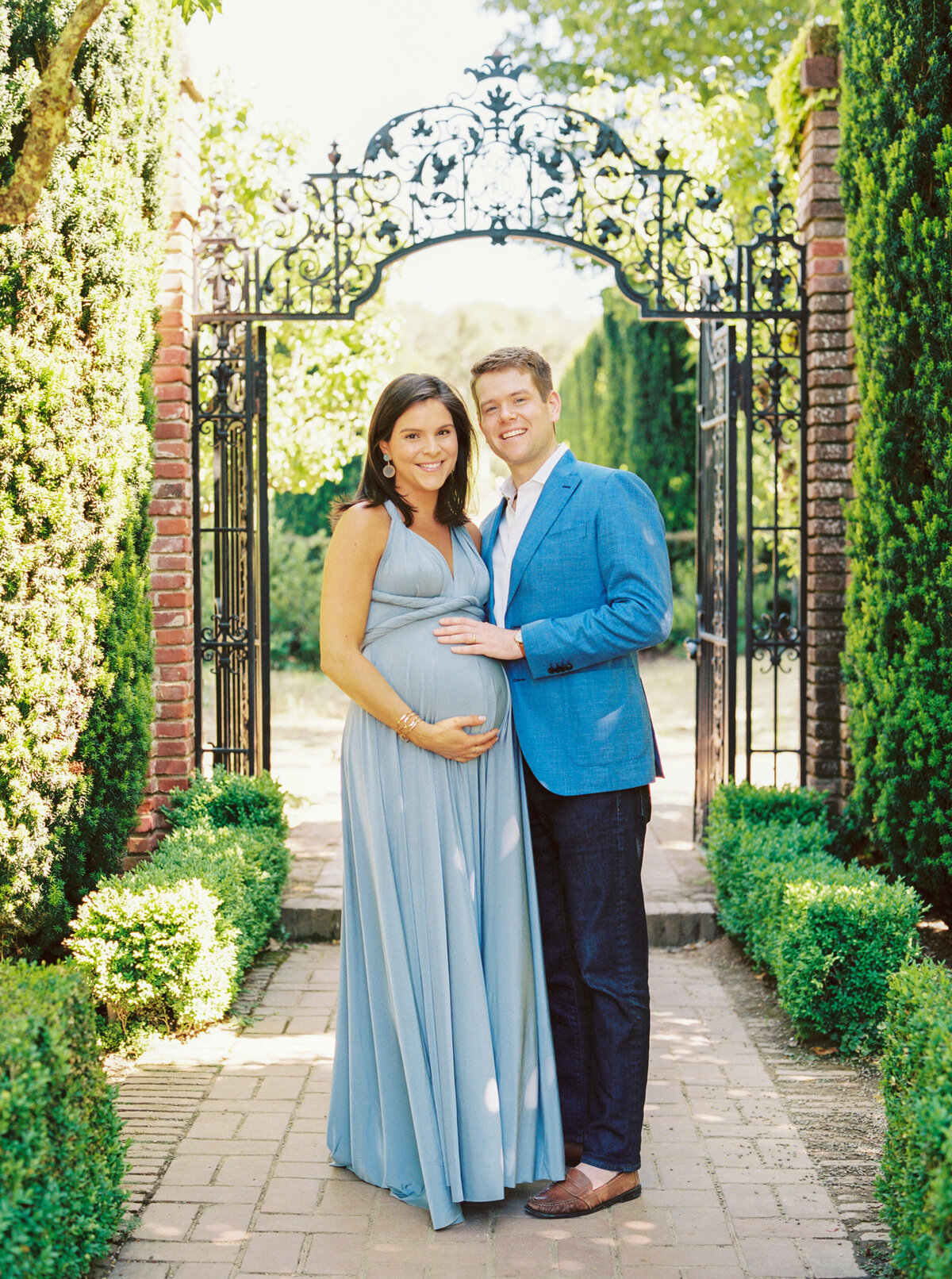 Olivia Marshall Photography-Filoli Maternity Photos-6