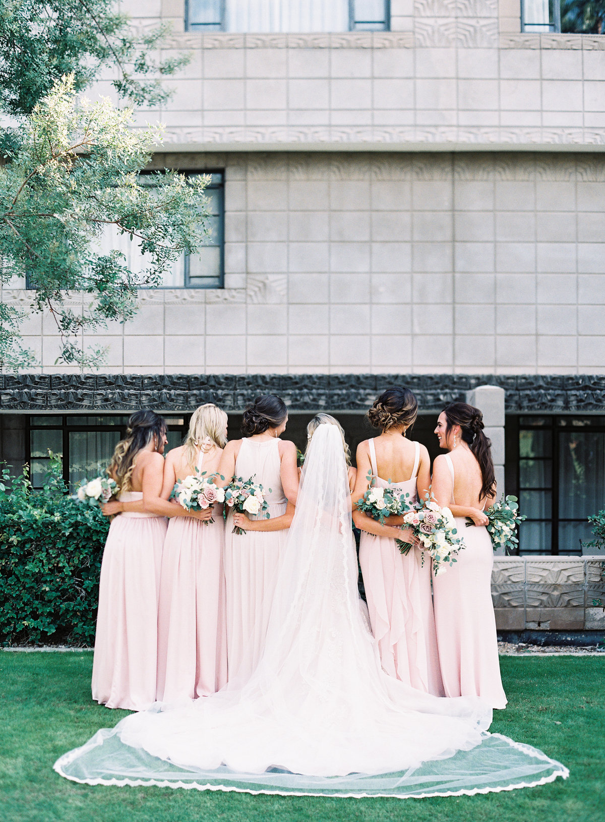 Arizona Biltmore Wedding - Mary Claire Photography-29