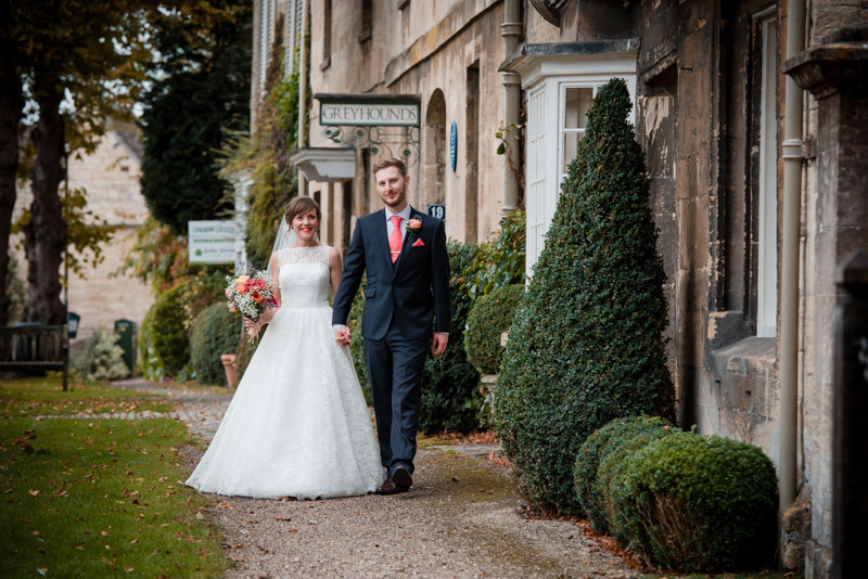 The Bay Tree Hotel Burford Cotswold wedding photography oxfordshire