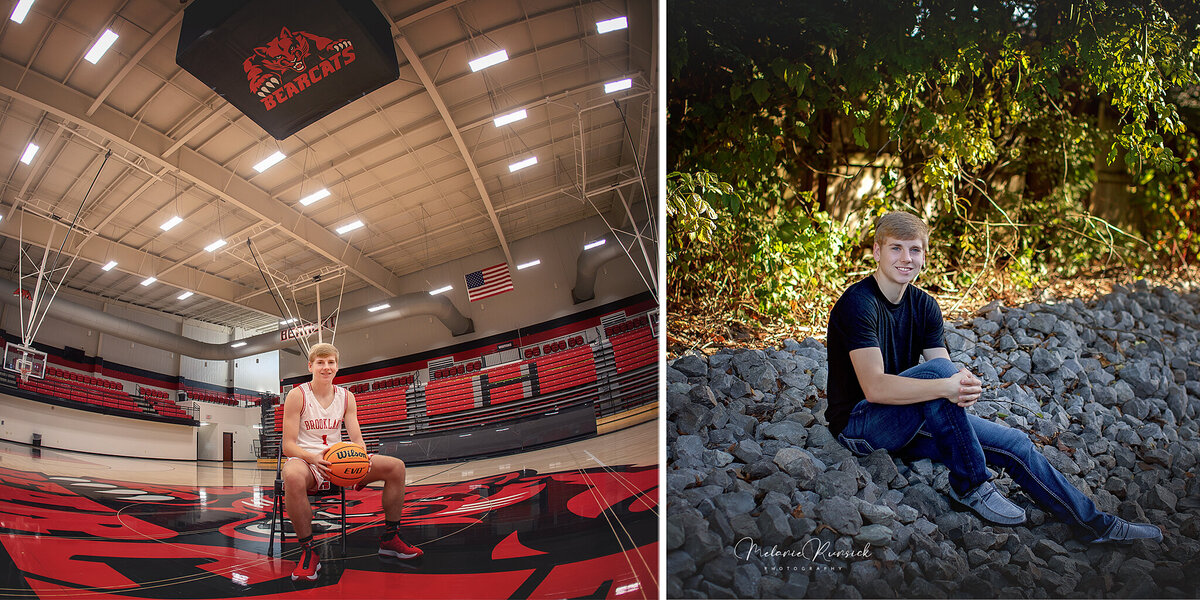 Melanie Runsick Photography Jonesboro Senior Photographer Brookland Highschool Photographer