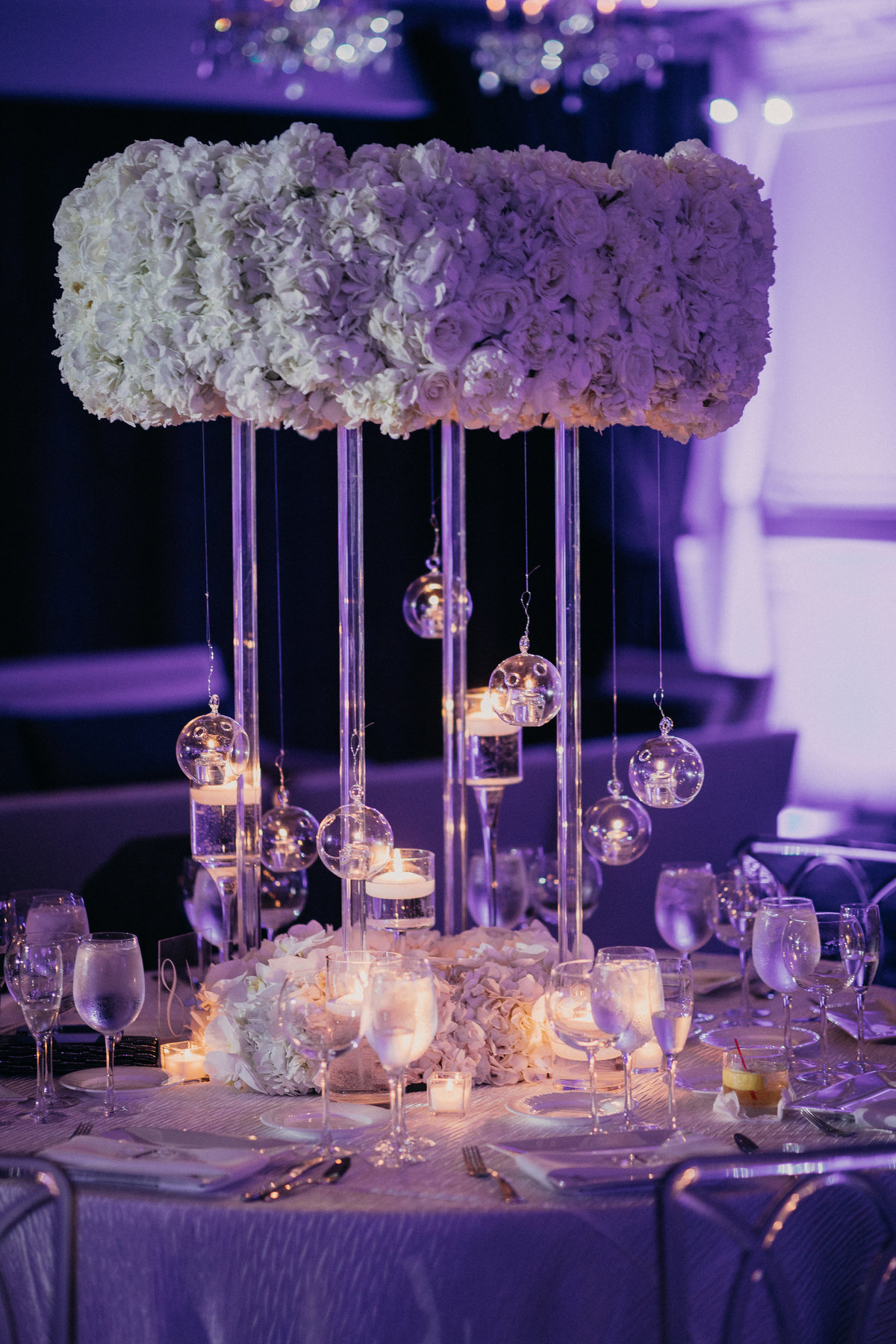 Westmount Country Club white modern New Jersey wedding 31