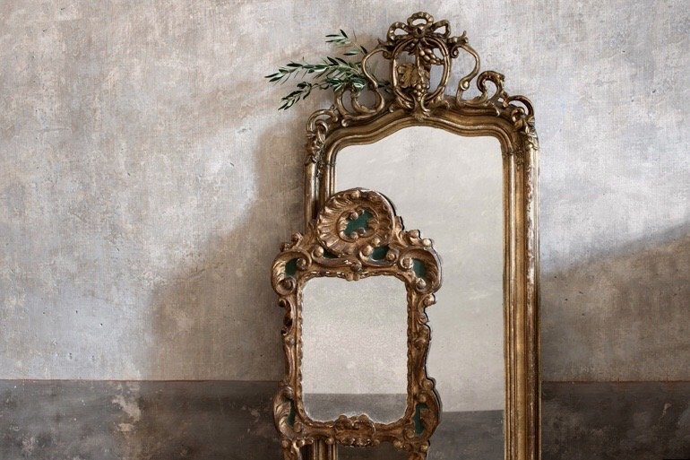 Chateau mirrors