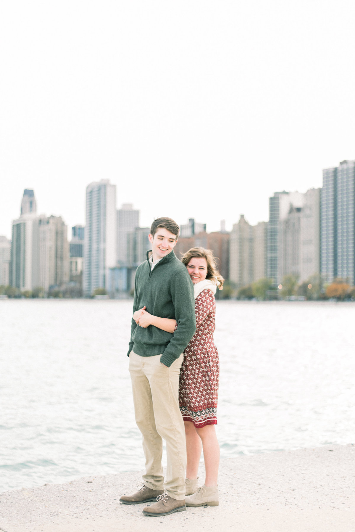 chicago engagement pictures - destination wedding photographer-4