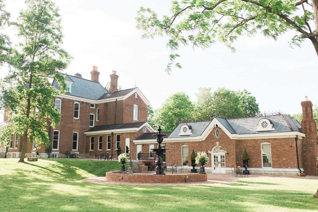 Lynwood Estate - Luxury Kentucky Wedding Venue - Historic Property 00006