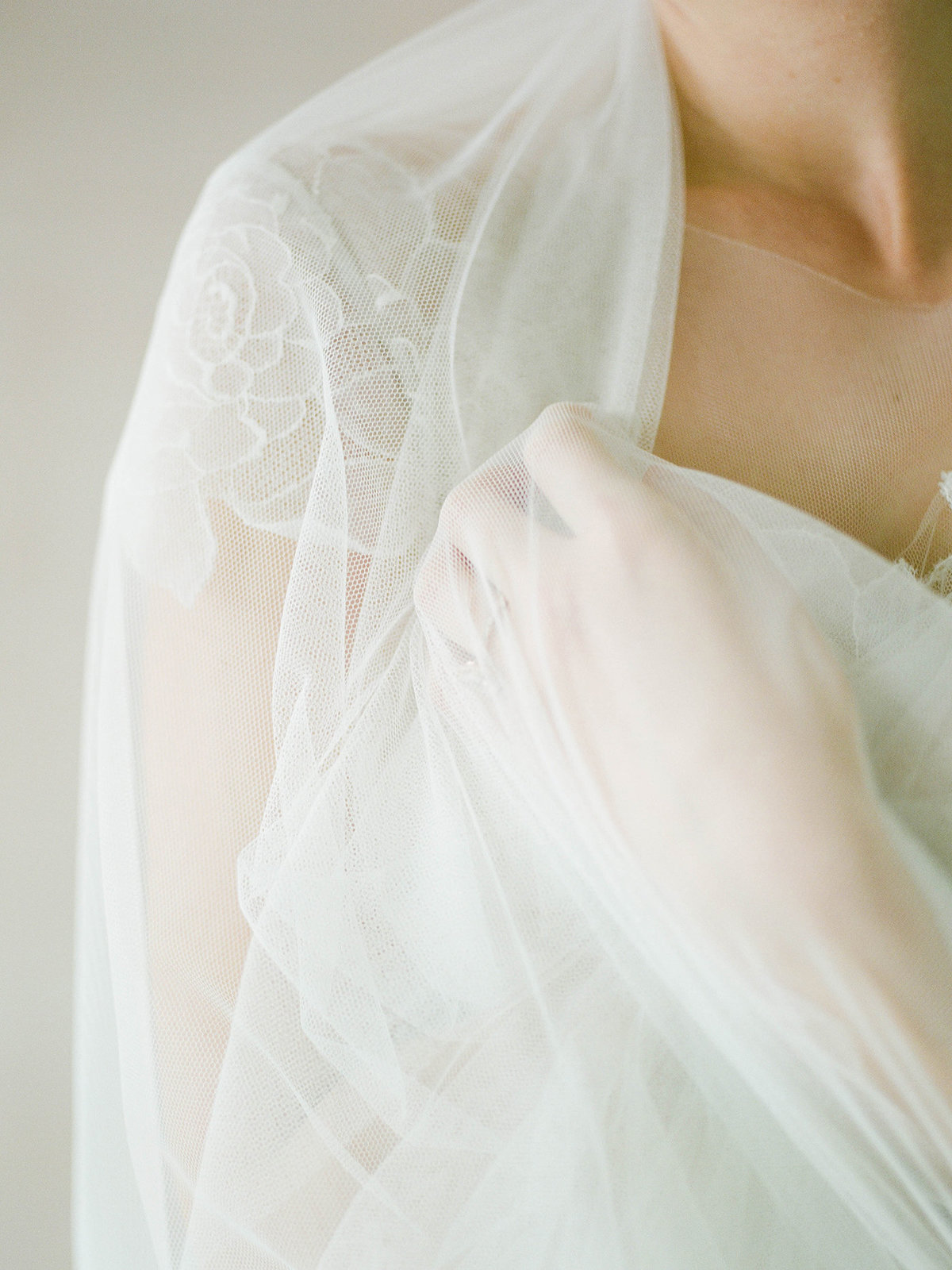 Fine Art Bridal Portraits - Sarah Sunstrom Photography - Film Wedding Photographer - 17
