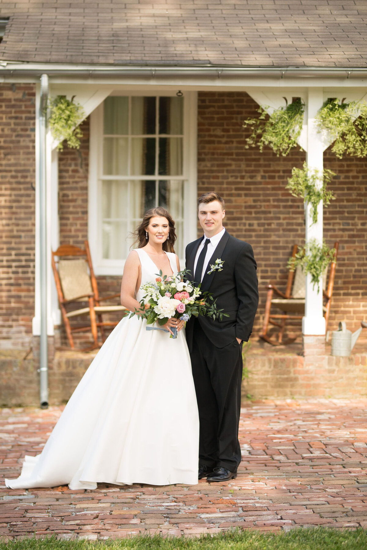 Lynwood Estate - Luxury Kentucky Wedding Venue - Styled Shoot 00002