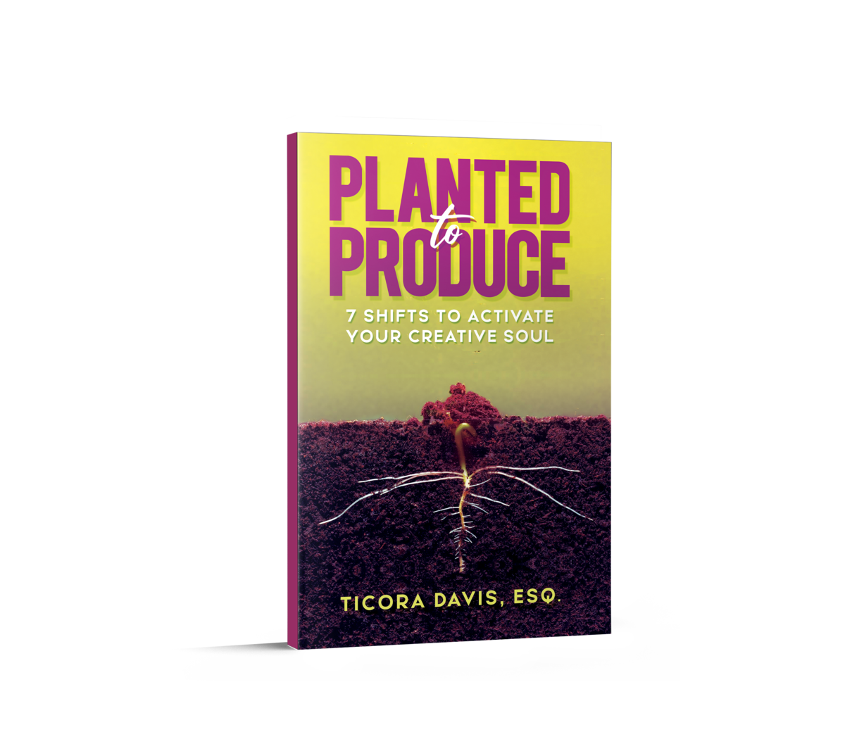 Planted to Produce Book Cover