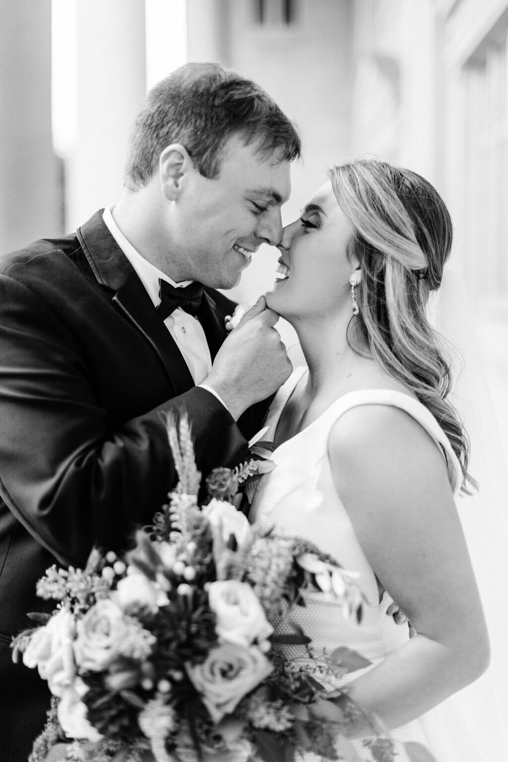 Paige Michelle Photography Light and Airy Bride and Groom Kentucky + Nashville, TN Wedding Photographer
