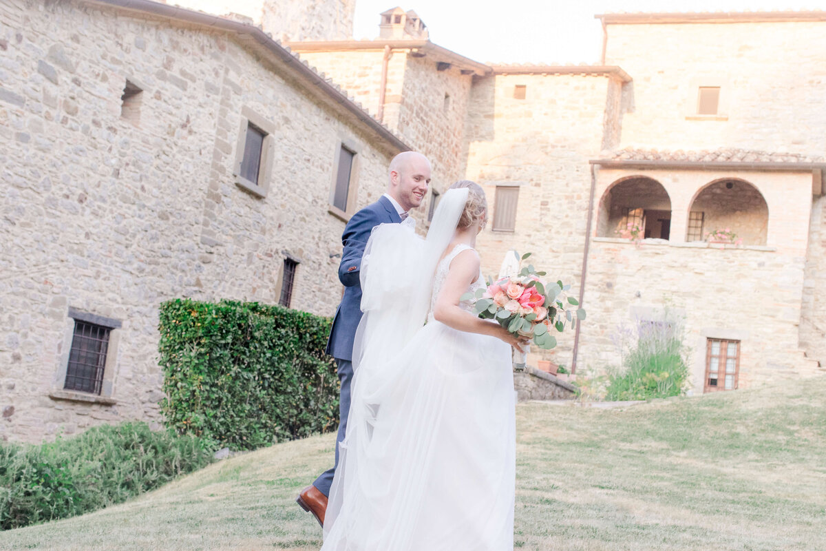 Wedding B&S - Umbria - Italy 2017 33