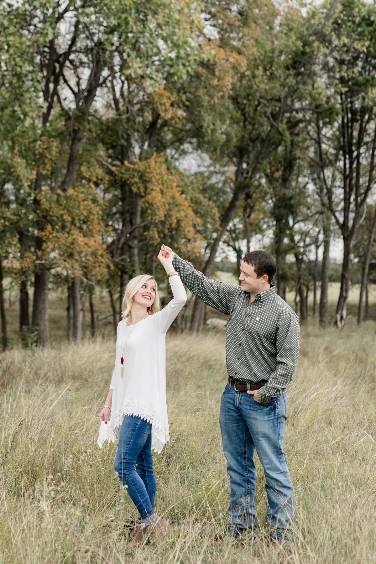 Hidden River Ranch Engagement-16