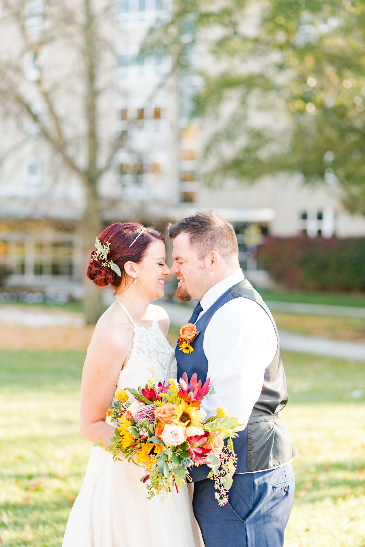 Urban Artifact Brewery Colorful Fall Wedding-90