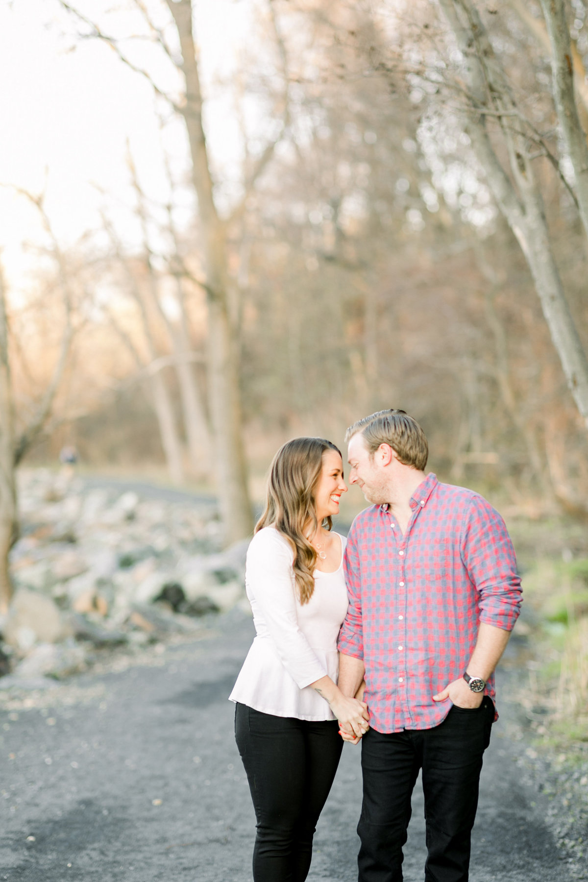 Ashley & Lou_Engaged_Path_1060